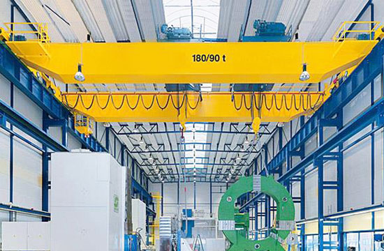 100 Ton Bridge Crane