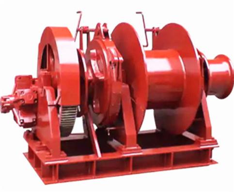 popular hydraulic winch